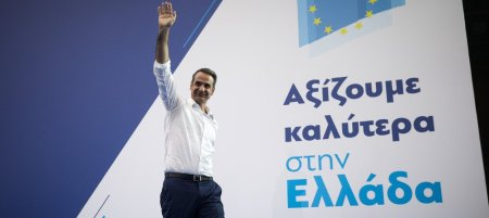 Greek PM Mitsotakis sets voting rights of Greeks abroad as a government priority